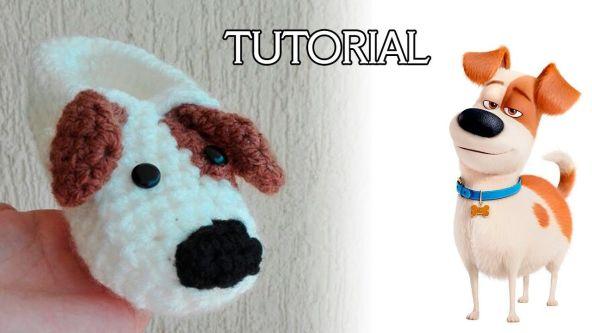 pantufla-de-perrito-a-crochet