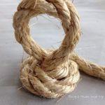 cesto de cuerda 12