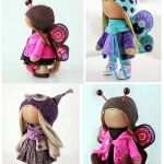 Patrones e ideas para hacer una muñeca pupa