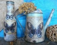 Ideas para decorar con decoupage 2
