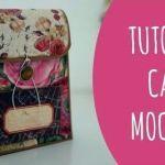 DIY Caja en forma de mochila