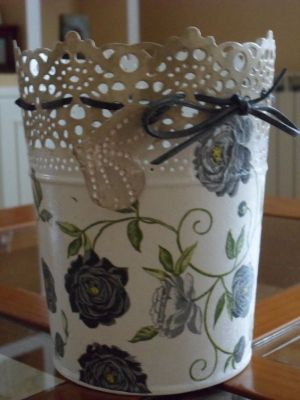 Ideas para decorar con decoupage 6