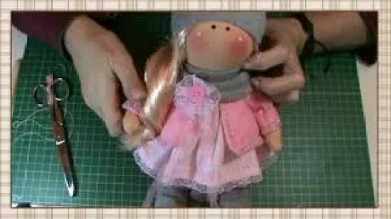 Tutorial de que material usar y como hacer las muñecas rusas