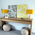 DIY Como hacer cuadros geométricos decorativos