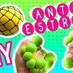 DIY bola para quitar el estrés