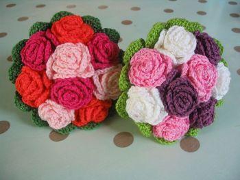 Patrón para hacer rosas en amigurimi(3)