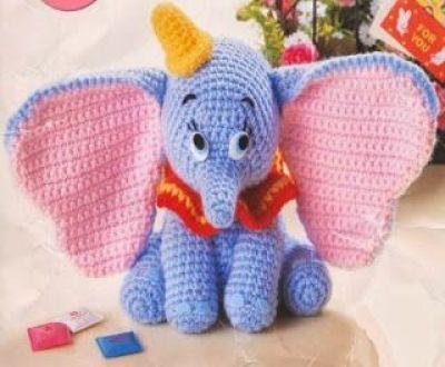 Image gallery | Elefante de crochê, Urso de crochê, Brinquedos de ... | 330x400