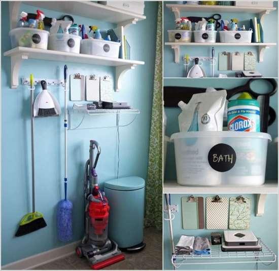 25 Ideas geniales para organizarte en casa(10)