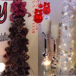 DIY Arbolitos Navideños para decorar