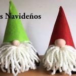 DIY Gnomos Navideños