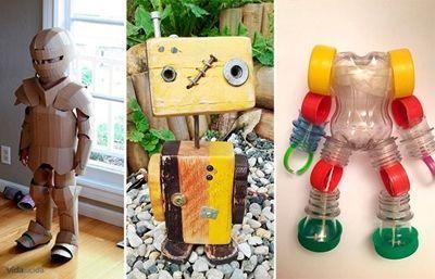 Ideas para reciclar y hacer divertidos juguetes 17