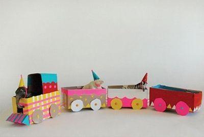 Ideas para reciclar y hacer divertidos juguetes 2