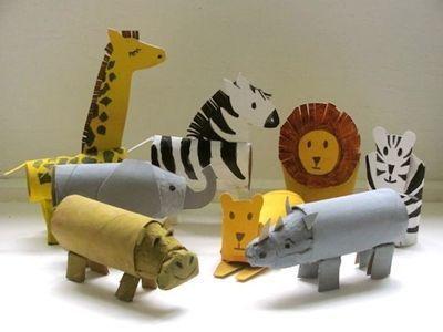 Ideas para reciclar y hacer divertidos juguetes 3