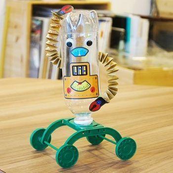 Ideas para reciclar y hacer divertidos juguetes 14