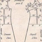 Patrón-vestido-sencillo-talla-m