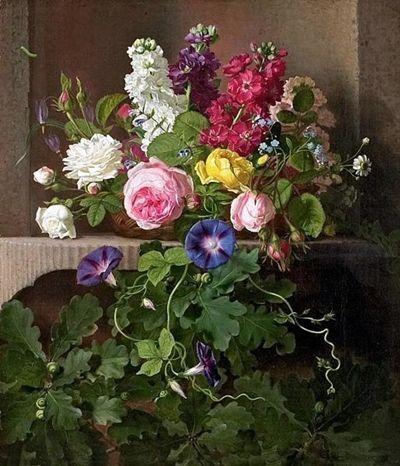 Láminas de flores para decoupage 4