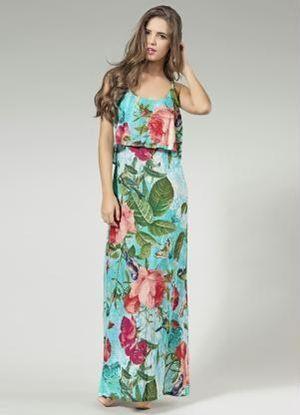 Patrones para hace un precioso vestido de verano