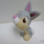 DIY para hacer al conejo Tambor en porcelana fría