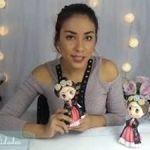 DIY para hacer a Frida en porcelana fría