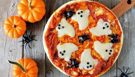 Ideas de platos decorados para halloween (1)