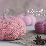 DIY para hacer calabazas en crochet