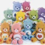 Patrón osos amorosos amigurimis