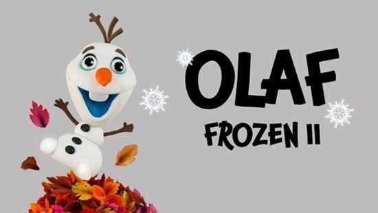 Cómo hacer a Olaf en porcelana fría