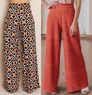 Pantalón clásico para mujer