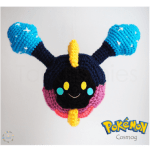 Pokémon Cosmog amigurimi