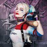 Maquillaje de Harley Quiin para halloween