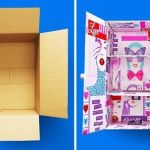 DIY Ideas para reciclar cajas de cartón