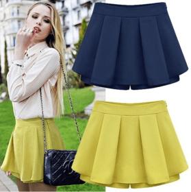 Falda pantalón para mujer