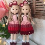 Muñeca turca amigurimi con patrón