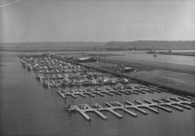 Westside Marina Aerial