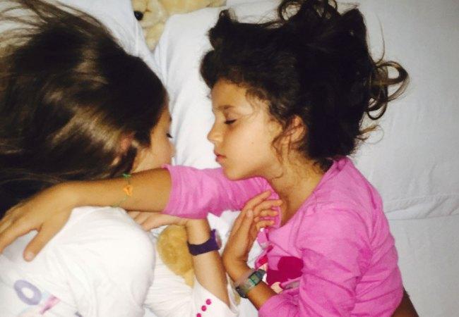 Le mie figlie e i loro mille pigiama party