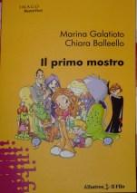 Marina Galatioto Il primo mostro