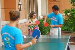 myrtle beach hotel, ping pong, myrtle beach activities