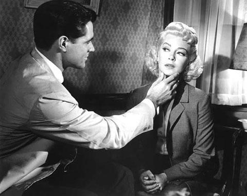 Lana Turner y John Gavin