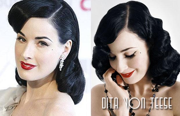 celebrity-pin-up-hair-dita-von-teese