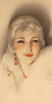 Ilustración de los años '20.