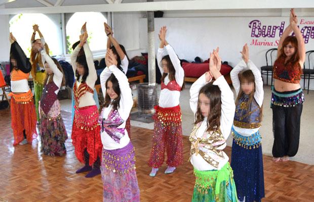 Fiesta-infantil-Danza-Del-Vientre-8