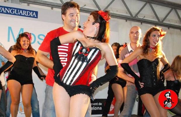 clase-burlesque-plaza-catalunya-2014-7