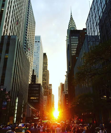 A San Franciscan's Thoughts While Visiting NYC