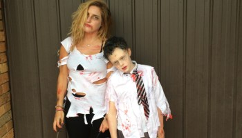 nanny diaries celebrating halloween in a different country