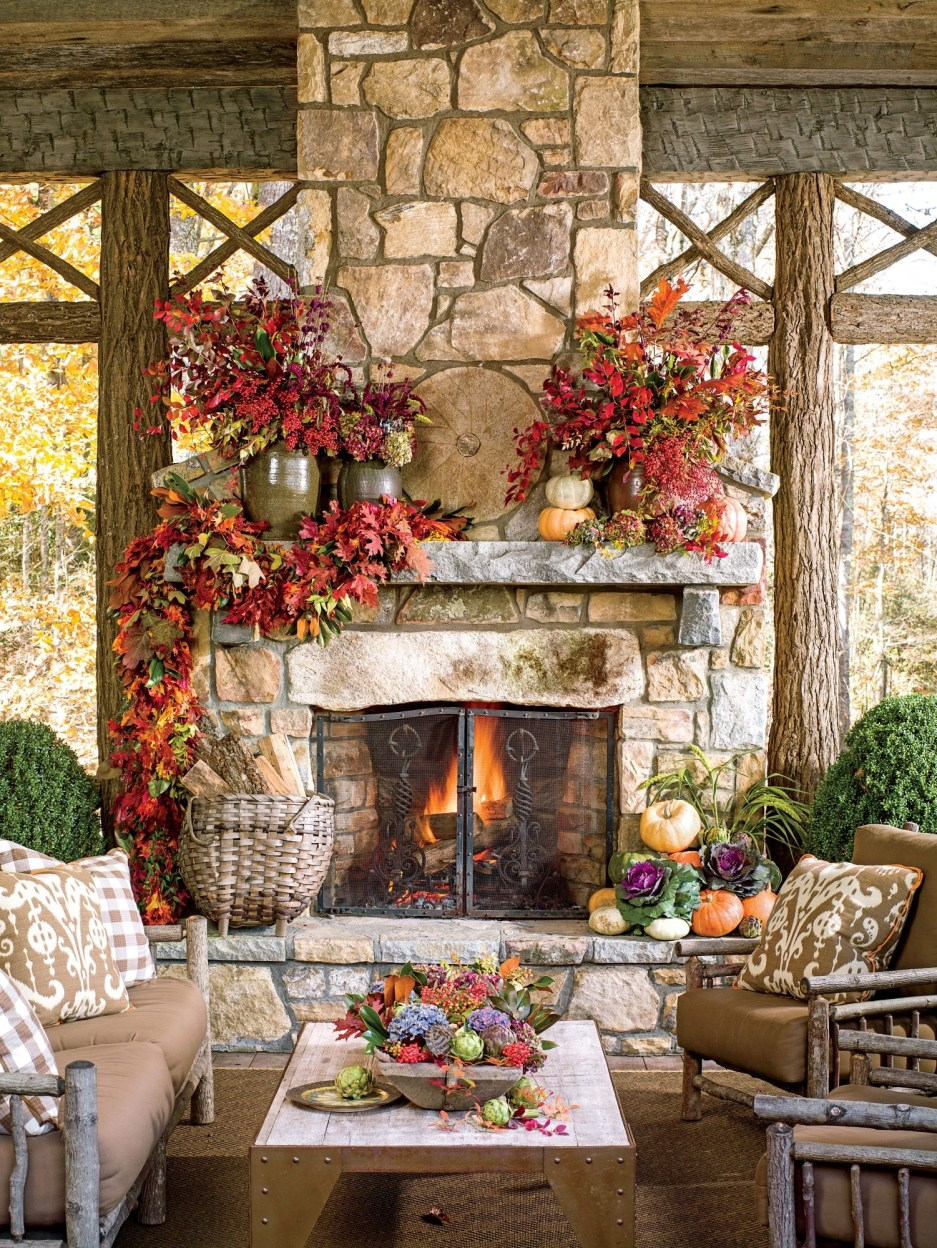 90 fall decorating ideas for a beautiful autumn season