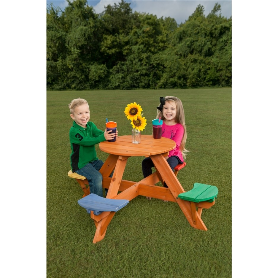 creative cedar designs kids picnic table