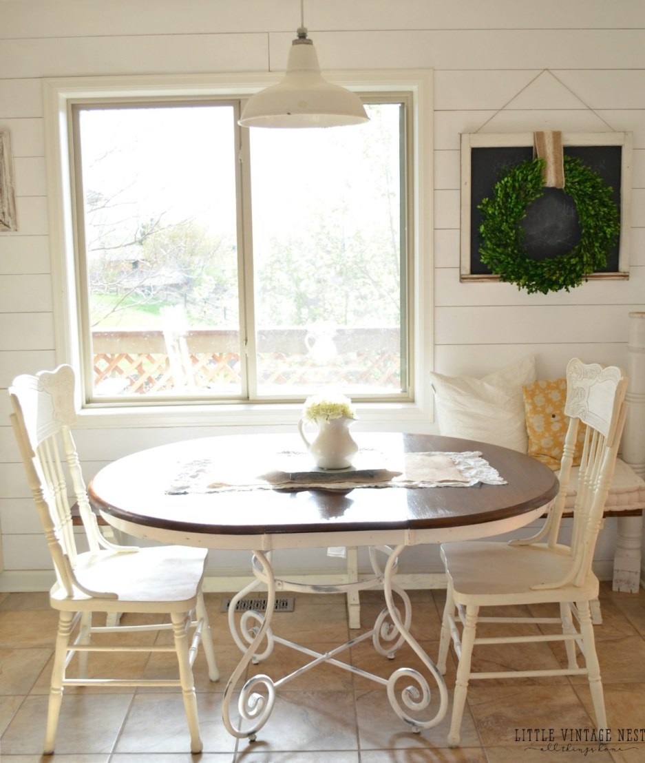 diy projects chalk paint dining table makeover sarah joy