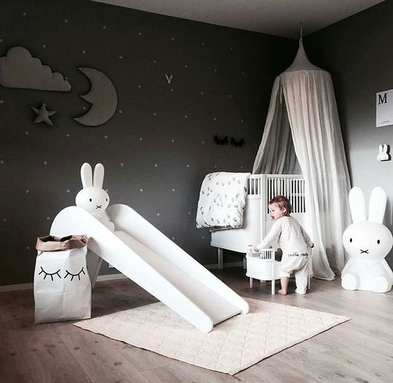 Space Themed Decorating Interior Comfortable
