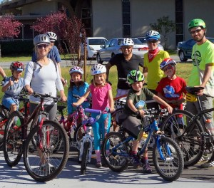 Family Biking Workshop
