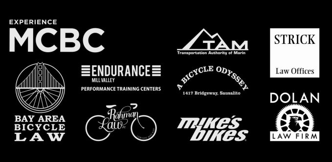 Marin Bike to Work Day 2017 Sponsors
